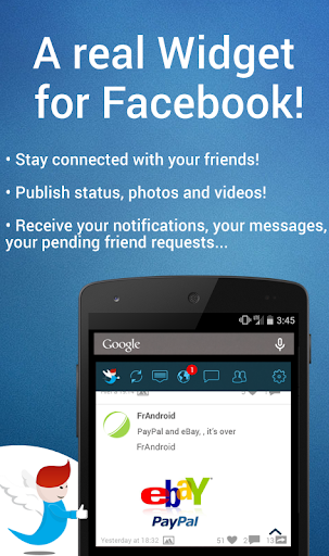Likeview Widget for Facebook