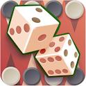 Backgammon Live Online icon