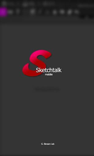 SketchTalk - Drawing Editing