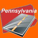 Driver License Test PA icon