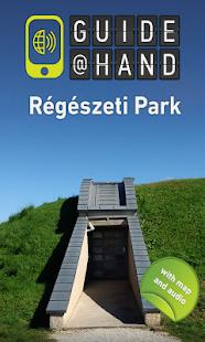 Régészeti Park GUIDE@HAND- screenshot thumbnail