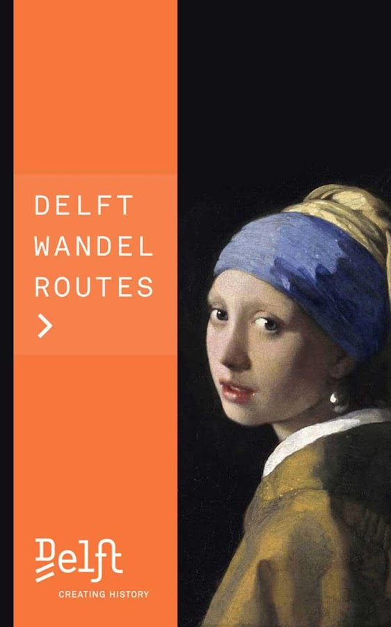 Delft Routes - screenshot