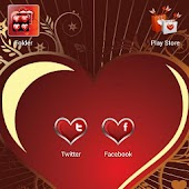Next Launcher Valentine Theme