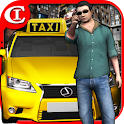 Taxi Drive Speed Simulator 3D icon