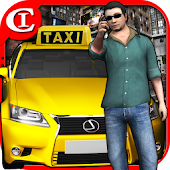 Taxi Drive Speed Simulator 3D