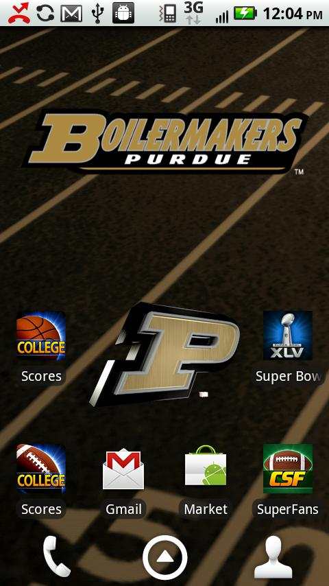 Purdue Live Wallpaper HD - screenshot