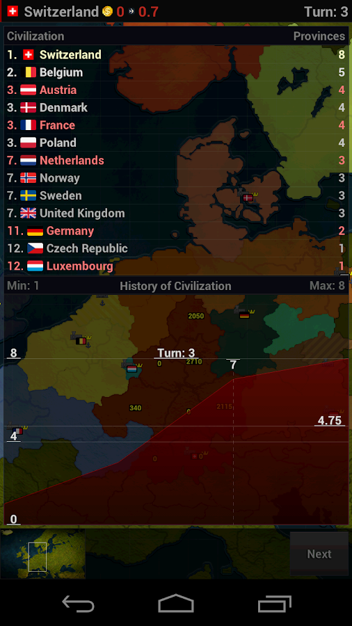 Age of Civilizations Euro Lite- screenshot