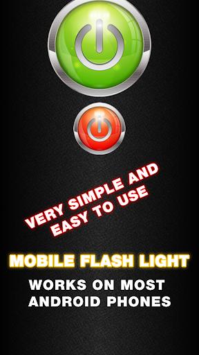 Bright LED Flashlight Pro