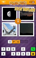 Screenshot of Photo Quiz:  what's the word?