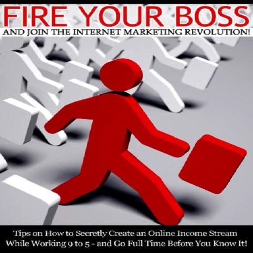Fire Your Boss 書籍 App LOGO-APP試玩