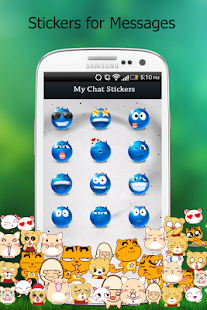 Stickers For WhatsApp WeChat