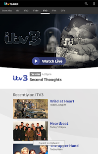 ITV Hub Screenshot 24