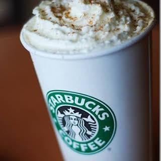 Just Like Starbucks Pumpkin Spice Latte.