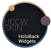 Holo Back Widgets