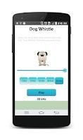 Screenshot of Dog whistle : Free
