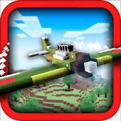 Blockworld War Racer 3D