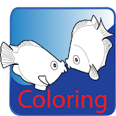 Coloring : Fish Coloring Wow