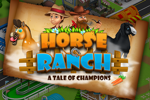 HorseRanch A Tale of Champions - screenshot