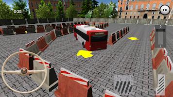 Screenshot of Real Bus Parking