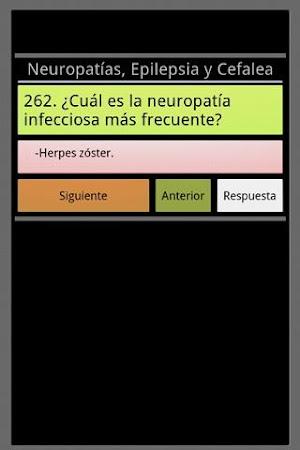 Neurologia en preguntas cortas 4.0 screenshot 1549354
