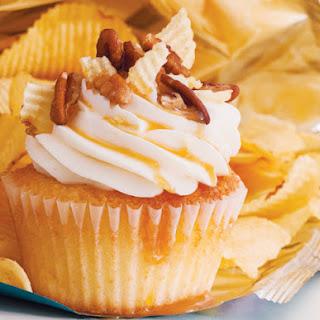 Robicelli's Pecan Potato Chip Cupcakes