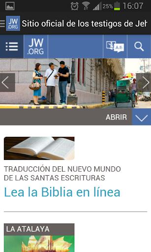 Jw.org Lite - Español