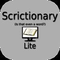 Scrictionary Lite logo