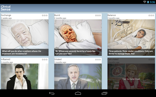 Download Clinical Sense For PC Windows and Mac apk screenshot 15
