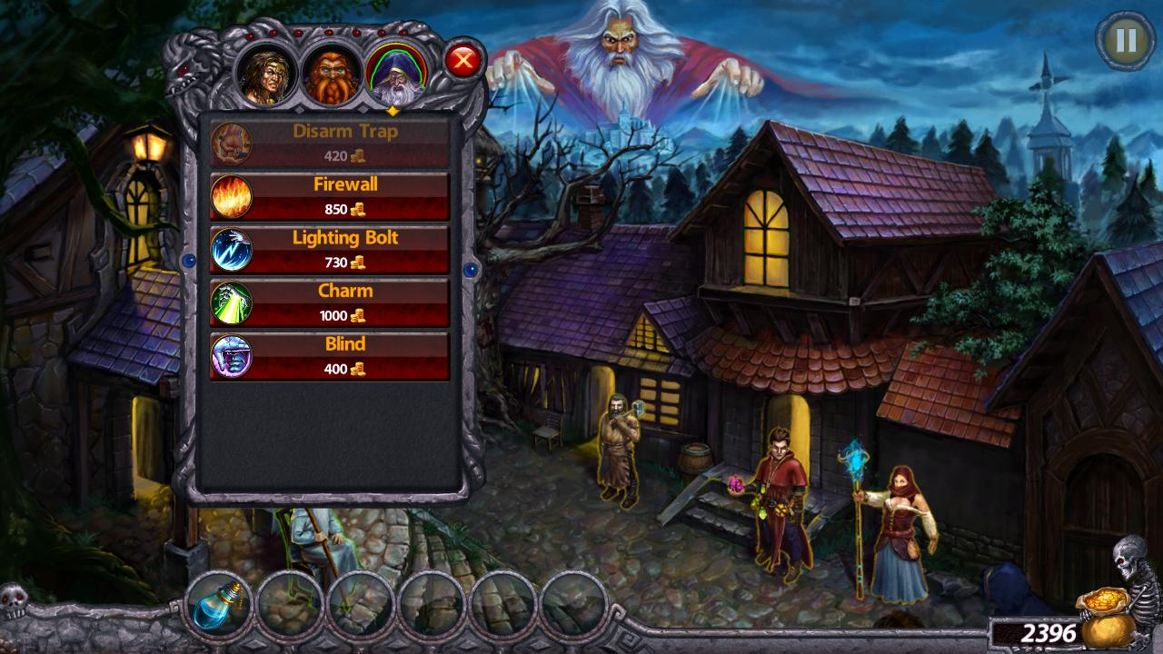 Dark Quest - screenshot