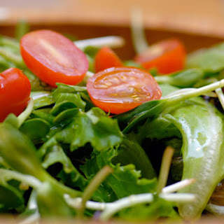 Sunflower Sprout Salad