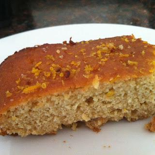 Paleo Orange Cake.
