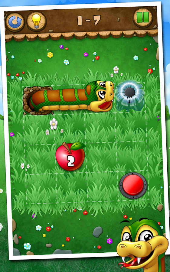 Snakes And Apples- screenshot