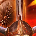 Hot Warrior Sword Live Wallpap logo