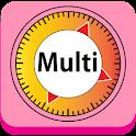 Kitchen Timer (Multiple Alarm) icon