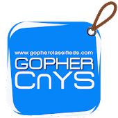 Gopher CnYS - Buy. Sell. Trade