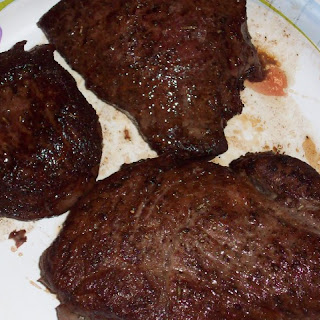 Rosemary's Buttery Booty Steak.