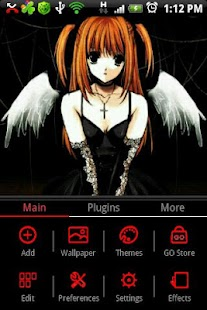 Death note theme FREE Go EX - screenshot thumbnail