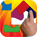 Shape Builder Preschool Puzzle logo