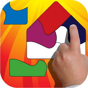 Shape Builder Preschool Puzzle