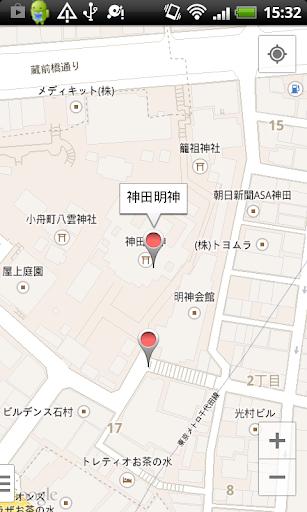 聖地巡礼マップ! for ラブライブ!