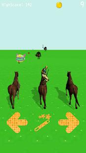 【個人化】3D Horse Racing Wallpaper-癮科技App