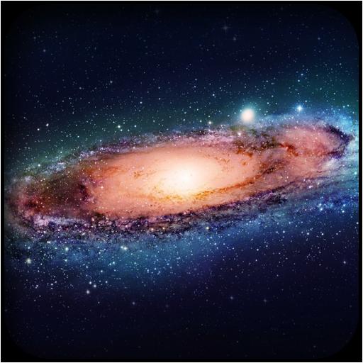 銀河壁紙 個人化 App LOGO-硬是要APP