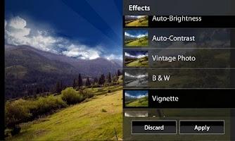 Screenshot of TouchUp Pro - Photo Editor