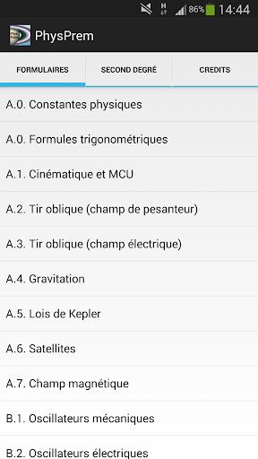 PhysPrem