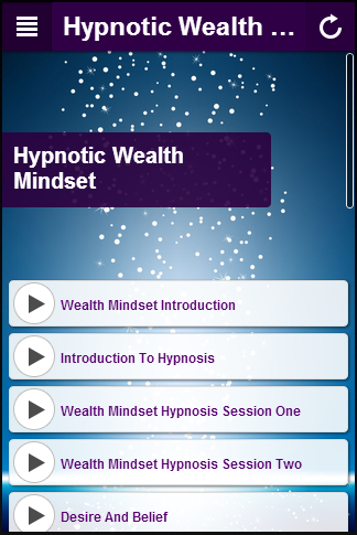 Hypnotic Wealth Mindset