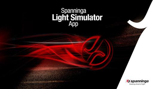 Spanninga lights simulator