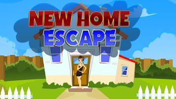 Screenshot of New Home Escape