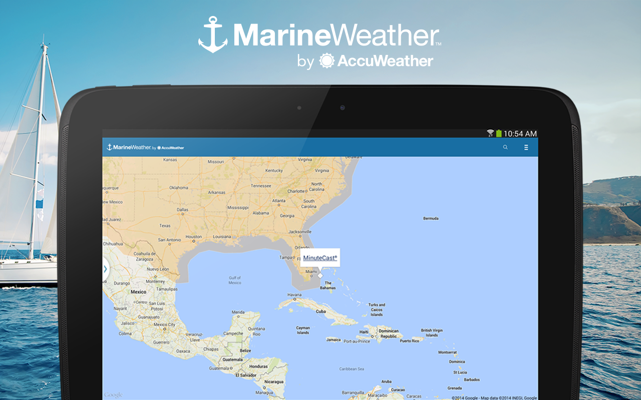 Marine Weather Plus: UK- screenshot
