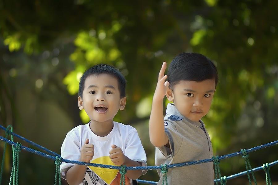 by Rhonny Dayusasono - Babies & Children Child Portraits