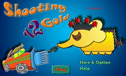 Shooting 12 Gold